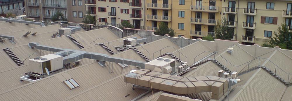Commercial roofing in Daytona Beach, FL
